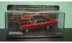 Opel Commodore A Coupe GS/E 1970-1971, масштабная модель, Altaya, scale43