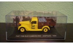 Fiat 1100 ELR Camioncino Agipgas 1954, масштабная модель, Altaya, 1:43, 1/43