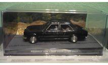 Peugeot  504  'FOR YOUR EYES ONLY', масштабная модель, The James Bond Car Collection (Автомобили Джеймса Бонда), 1:43, 1/43