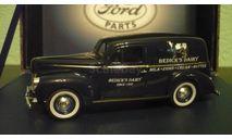 Ford Panel Van Bedicks Dairy 1940, масштабная модель, Motorhead, 1:43, 1/43