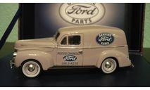 Ford Panel Van Russ Dawson 1940, масштабная модель, Motorhead, 1:43, 1/43