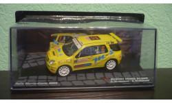 Suzuki Ignis S1600  #37  Rally Monte Carlo 2005, масштабная модель, Altaya Rally, scale43