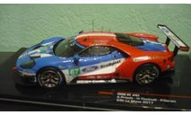 Ford GT  #67 24h Le Mans 2017, масштабная модель, IXO Le-Mans (серии LM, LMM, LMC, GTM), 1:43, 1/43