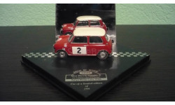 Mini Cooper S  #2  Rally Monte Carlo  1966, масштабная модель, Vitesse, scale43
