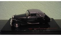 Jaguar MK V DHC 3.5 Cabrio geschlossen 1950, масштабная модель, IXO Road (серии MOC, CLC), scale43