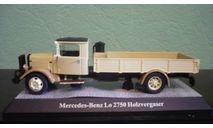 Mercedes LO 2750 Holzvergaser 1940, масштабная модель, Mercedes-Benz, Premium Classixxs, 1:43, 1/43