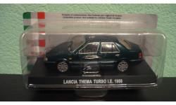 Lancia Thema Turbo  1988, масштабная модель, Altaya, 1:43, 1/43