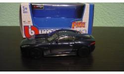 Jaguar  F-Type, масштабная модель, Bburago, 1:43, 1/43