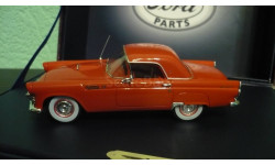 Ford Thunderbird Coupe 1955 Red