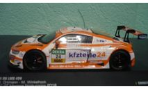 Audi R8 LMS #24 ADAC GT Masters Nürburgring 2018, масштабная модель, IXO Rally (серии RAC, RAM), 1:43, 1/43