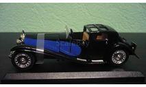 Bugatti Royale 1930, масштабная модель, Atlas, 1:43, 1/43