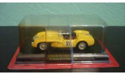 Ferrari Collection №68  Ferrari 250 TESTA ROSSA Le Mans 1958 #21, журнальная серия Ferrari Collection (GeFabbri), Ferrari Collection (Ge Fabbri), 1:43, 1/43