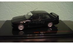 BMW M3 E30 1990, масштабная модель, IXO Road (серии MOC, CLC), 1:43, 1/43
