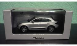 Porsche Macan 2013, масштабная модель, Minichamps, scale43