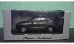 Porsche Macan S Diesel 2013, масштабная модель, Minichamps, scale43