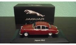 Jaguar MK II  1960, масштабная модель, Atlas, scale43