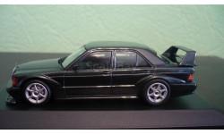 Mercedes-Benz 190E 2.5-16 EVO 2  w201  1990, масштабная модель, Minichamps, 1:43, 1/43