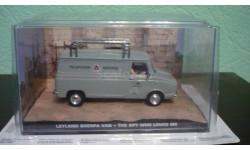 Leyland Sherpa Van 'The Spy wholoved me', масштабная модель, The James Bond Car Collection (Автомобили Джеймса Бонда), scale43