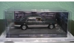 Mercedes Benz S Class 'Tomorrow Never', масштабная модель, The James Bond Car Collection (Автомобили Джеймса Бонда), scale43, Mercedes-Benz