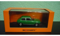 Volkswagen Polo 1979, масштабная модель, Minichamps, 1:43, 1/43