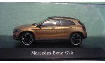 Mercedes-Benz GLA  X156   2017, масштабная модель, Spark, 1:43, 1/43