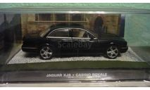 Jaguar XJ  'Casino Royale', масштабная модель, The James Bond Car Collection (Автомобили Джеймса Бонда), 1:43, 1/43