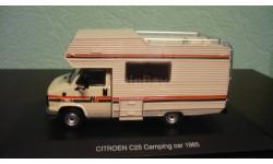 Citroen C25 CAMPER  1985, масштабная модель, Citroën, IXO Road (серии MOC, CLC), 1:43, 1/43