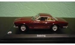 Maserati Sebring, масштабная модель, Leo Models, 1:43, 1/43