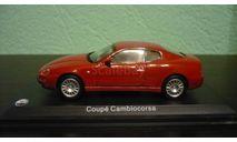 Maserati Coupe Cambiocorsa  2002, масштабная модель, Leo Models, 1:43, 1/43