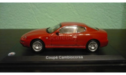 Maserati Coupe Cambiocorsa  2002, масштабная модель, Leo Models, scale43