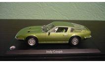 Maserati Indy Coupe  1969, масштабная модель, Leo Models, scale43