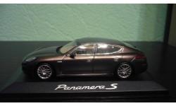 Porsche Panamera S 2014, масштабная модель, Minichamps, scale43