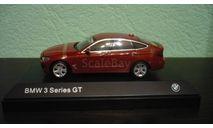 BMW 3 Series GT, масштабная модель, iScale, 1:43, 1/43