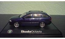 Skoda Octavia Combi  2004, масштабная модель, Škoda, Abrex, scale43