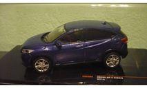 Honda HR-V Hybrid  2014, масштабная модель, IXO Road (серии MOC, CLC), scale43