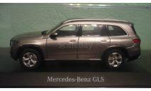 Mercedes GLS (X167), масштабная модель, Mercedes-Benz, Z-Models, 1:43, 1/43
