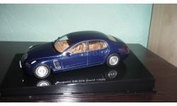 Bugatti EB 218 Autosalon Genf 1999, масштабная модель, Autoart, 1:43, 1/43
