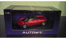 Pagani Huayra, масштабная модель, Autoart, 1:43, 1/43