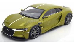 Citroen DS E-Tense Salon de Genève 2016, масштабная модель, Citroën, Norev, 1:18, 1/18