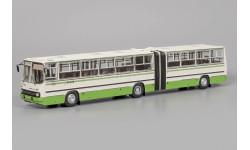 Икарус-280.33М, бело-зелёный, с маршрутом, Classicbus, масштабная модель, scale43, Ikarus