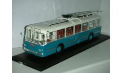 ЗИУ-5, первый выпуск, Аквамарин,, масштабная модель, 1:43, 1/43, Classicbus