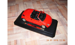 Bburago/1:24 А/М BIJOUX FORD STREET KA made in Italy