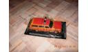 1/43 ГАЗ-24-02 Волга Аэрофлот-Эскорт (Автомобиль на службе №21), масштабная модель, Автомобиль на службе, журнал от Deagostini, 1:43
