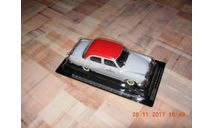 Автомобиль на Службе №20 ГАЗ-М21Т 'ВОЛГА' Такси, масштабная модель, Автомобиль на службе, журнал от Deagostini, scale43