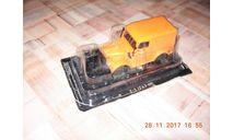 Автомобиль на Службе №7 ГАЗ-69 Т-3 - Тротуароуборочная машина, масштабная модель, Автомобиль на службе, журнал от Deagostini, scale43