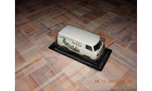 Автомобиль на службе №17, УАЗ-450 Доставка грузов (модель), масштабная модель, Автомобиль на службе, журнал от Deagostini, 1:43, 1/43