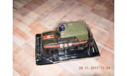 Автомобиль на Службе №8 УАЗ-469 ВАИ (Военная Автомобильная Инспекция), масштабная модель, Автомобиль на службе, журнал от Deagostini, scale43