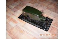 Автомобиль на Службе. №24 - ГАЗ-М55 Скорая медицинская помощь.ДеАгостини (DeAgostini) 1:43., масштабная модель, Автомобиль на службе, журнал от Deagostini, scale43