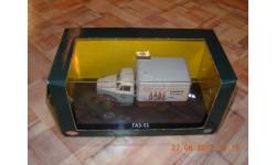Пивной фургон КИ-51 на базе ГАЗ-51 (DiP models)
