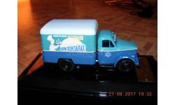 ДиП ГАЗ 51 КИ фургон =Рестораны при вокзалах=Лимит серт№ 372 1953 Dip Models раритет !
